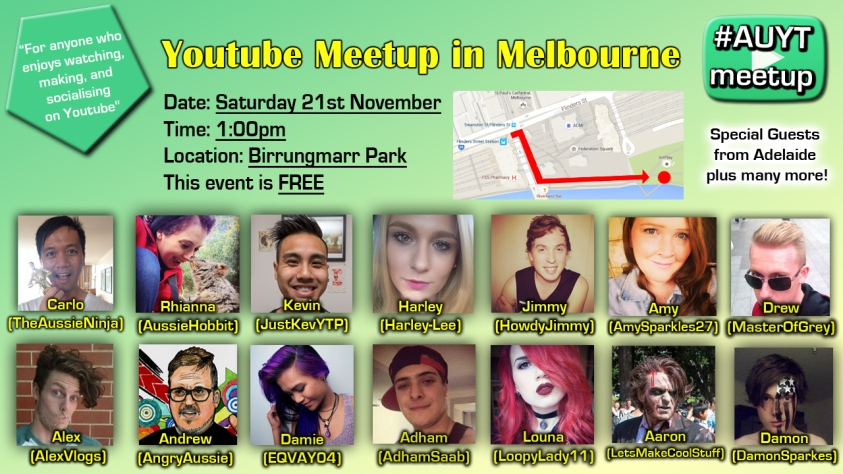 Youtube Meetup